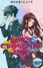 Don't Cross The Line: Roomies by KaramariX