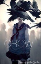 Crow by SpyderCyder