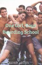 One Girl, Boys Boarding School by blocked_writers