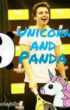Unicorn and Panda by techofstark