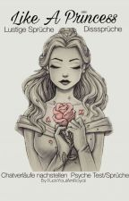 Like A Princess  by FuckYouIAmRoyal