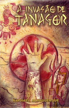 A Invasão de Tanagor by Raphael-Albuquerque