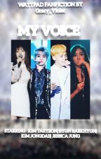 MY VOICE by gracy_violet