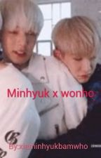 À Cause Du Manager ・ WONHO X MINHYUK ・ by xiaminhyukbamwho