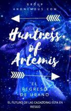 Cazadora de Artemisa by _GroupAnonymous_