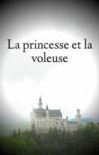 La princesse et la voleuse by kalisto888