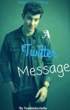 A Twitter Message 🐦 by fandulabyrinthe