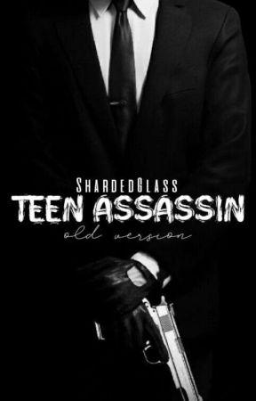 Teen Assassin by ShardedGlass