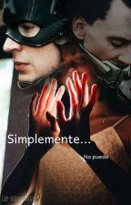 Simplemente...No puedo (Steve Rogers Y Tú) by Cap-Ironmango
