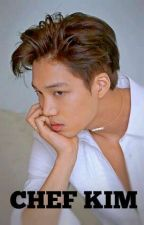 Chef Kim by SK__CB