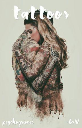 Tattoos | G x V by graysons4ou4me