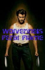 Wolverine's Feral Flame  by Celia321