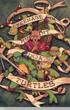 TMNT X reader 1 shots by Marcy-Martin-Maxumis