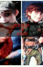 Mericupp vs Jerida by Arochic