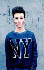 First Kiss- Cameron Dallas Imagine by droppingashley