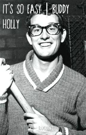 It's So Easy   Buddy Holly by RadicalCopper