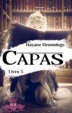 Capas - Livro 3 (FECHADO)  by HayaneHemmings