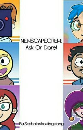 Ask Or Dare?  by Sashalashadingdong