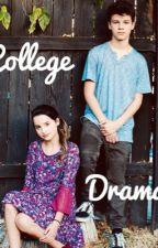 College Drama  hannie & jenzie by fuckfeelingz