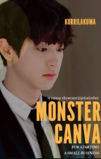 Monster Graphic • How to make cover? by korrilakuma