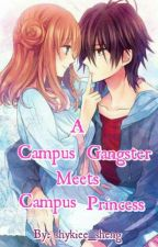 A Campus Gangster Meets Campus Princess by shykiee_sheng