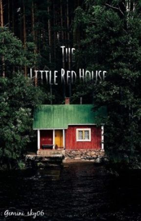 The Little Red House by Gemini_sky06