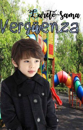 Vergüenza. VKook by writerstuffs
