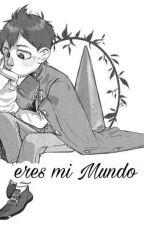 """Eres mi Mundo"" Wirt×Tu ||Over The Garden Wall|| by DiamondKiraCandy"