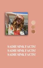 Sadie's facts. by -millster