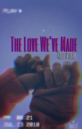 The love we've made(Aaron FF) by XalleivillaX