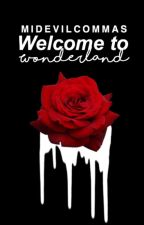 Welcome to wonderland  by nevereverella