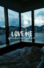 love me » vminkook by SpankMeGrandma