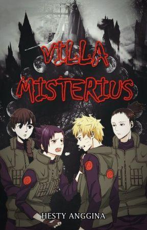 VILLA MISTERIUS by hesty_maurer