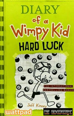 Diary Of A Wimpy Kid Hard Luck The Slumber Party Pals Wattpad