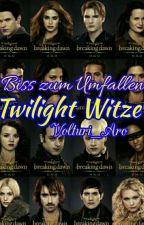 Biss um Umfallen: Twilight Witze by LinnGreyc
