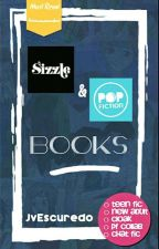 POP FICTION AND SIZZLE BOOKS by JvEscuredo