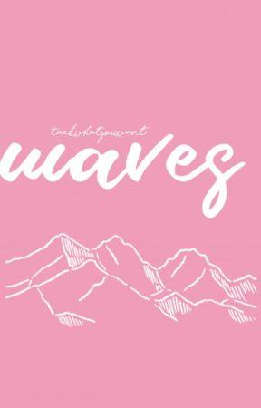 waves | j.jk ♥︎ k.th | by TaekWhatYouWant