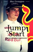 Jump Start [Max Verstappen] by pasfeatvic