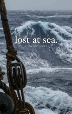 Lost at Sea || Stalia AU by thewildcoyotes