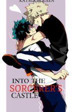 Into The Sorcerer's Castle | Katsudeku | by katsukisqueen
