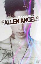 Fallen Angels || A.B (CHWILOWO ZAWIESZONE) by blackangelever