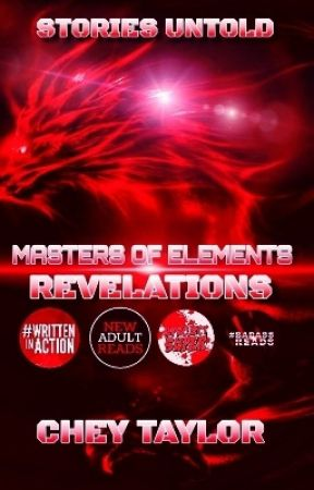 Masters of Elements: Revelations by cheytaylor1