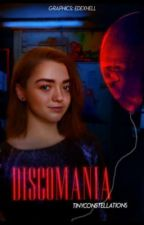 DISCOMANIA, stanley uris by tinyconstellations