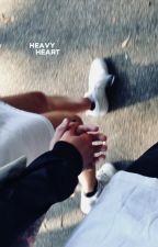 heavy heart. ( kol mikaelson ) by sourmikaelson