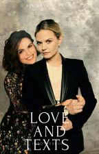 Love and Texts II by Mile_SwanQueen