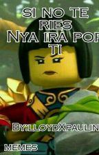 memes de ninjago AuA by lloydXpaulina