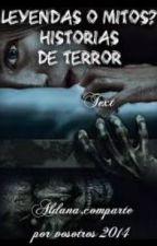 Cuentos de Terror. by Pikachublack