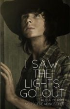 I Saw The Lights Go Out - Carl Grimes by NotSoFreakingSuper