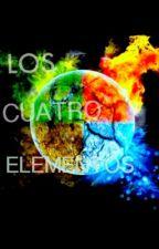 Los Cuatro Elementos: La Guerra Universal by teresuchi88