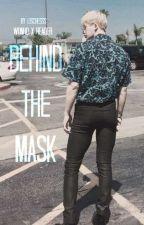 Behind The Mask [Wonho X Reader] by lischesss